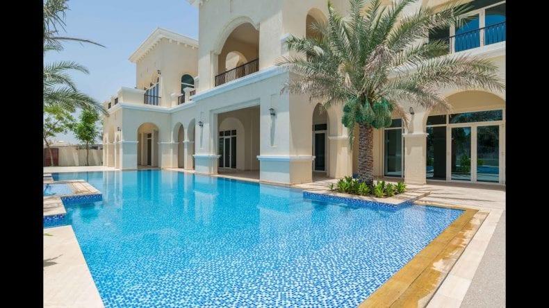 Exquisite Villa in Emirates Hills 790x444