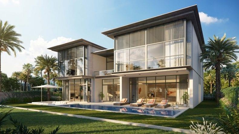 Golf Villa in Dubai Hills 790x445