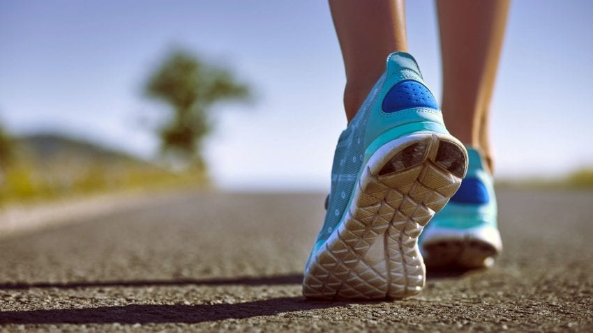 How To Choose The Best Running Shoes For High Arches 850x478