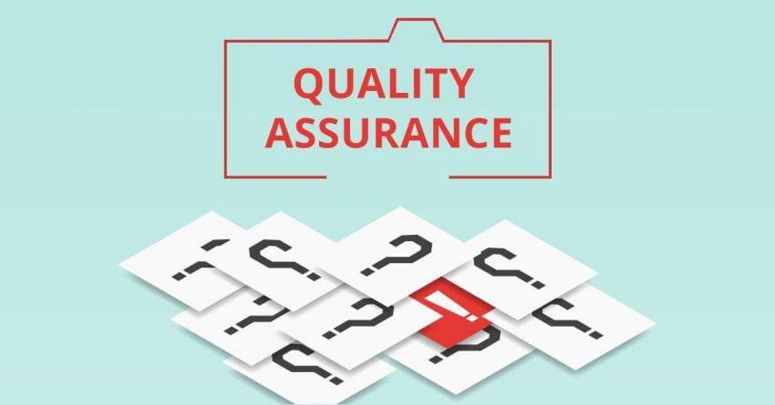 Quality Assurance 850x445