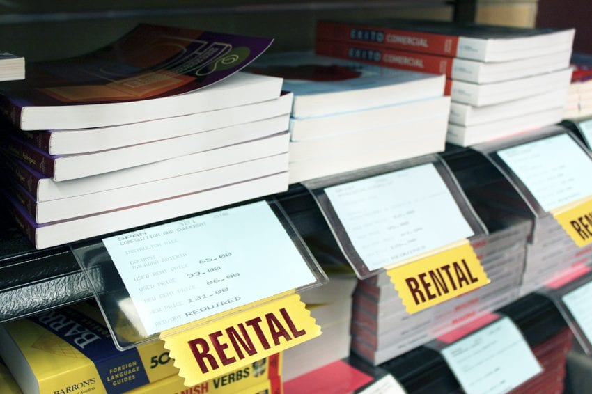 Rental Books  850x566