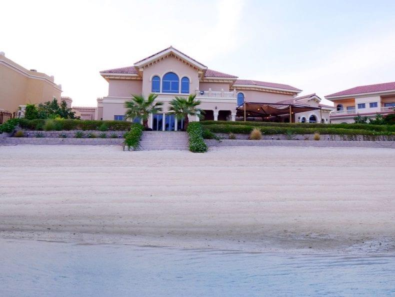 Serviced Villa on Palm Jumeirah 790x593