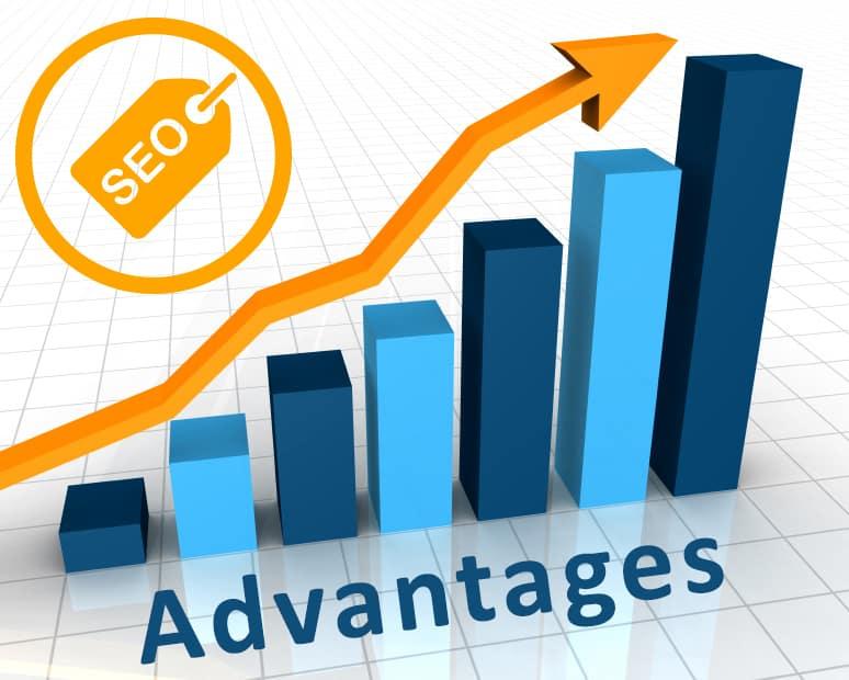 advantages of seo