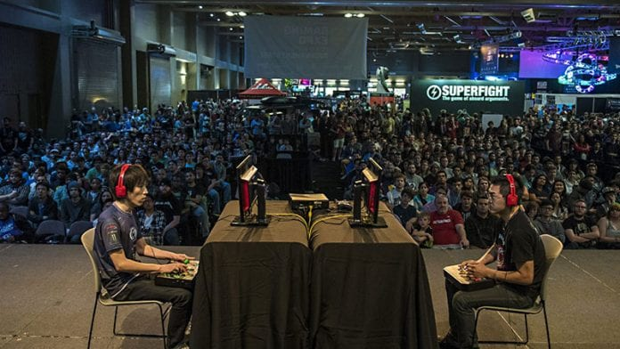 gaming events