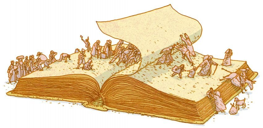 israeli literature 850x414