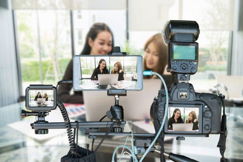 professional video recording system 850x567