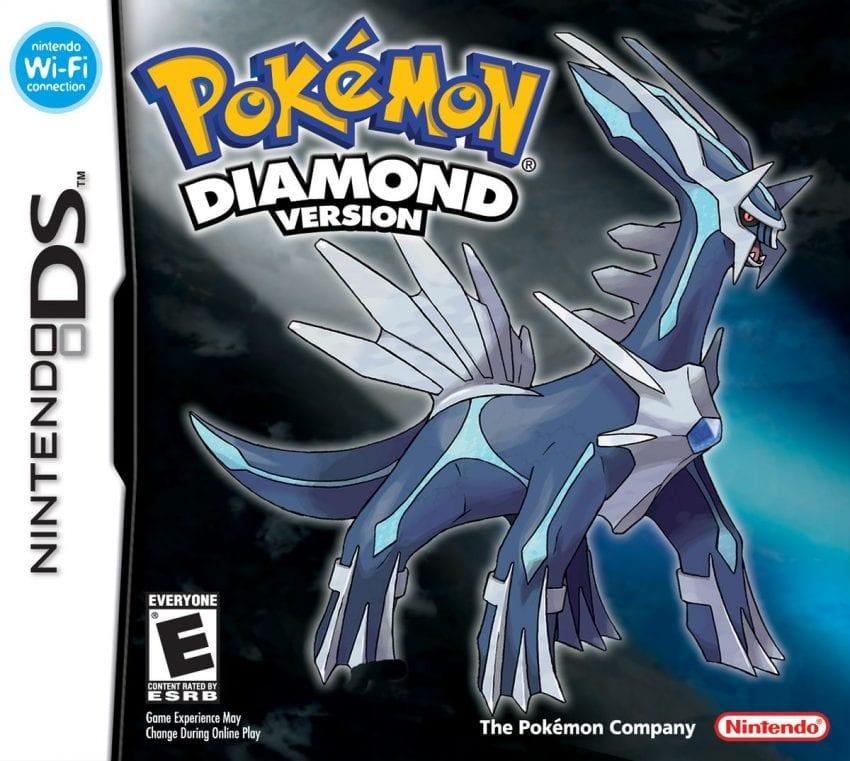 Diamond Pokemon 850x761