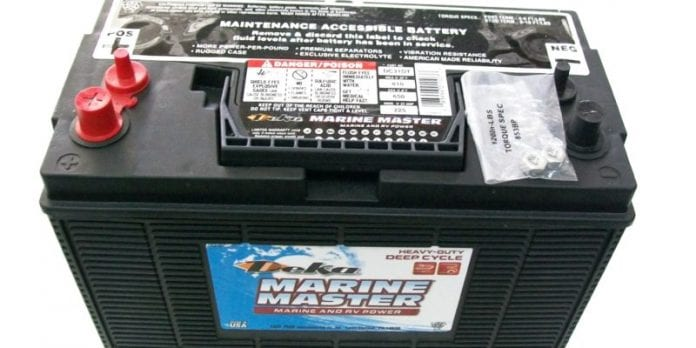 Why should I buy a deep cycle battery