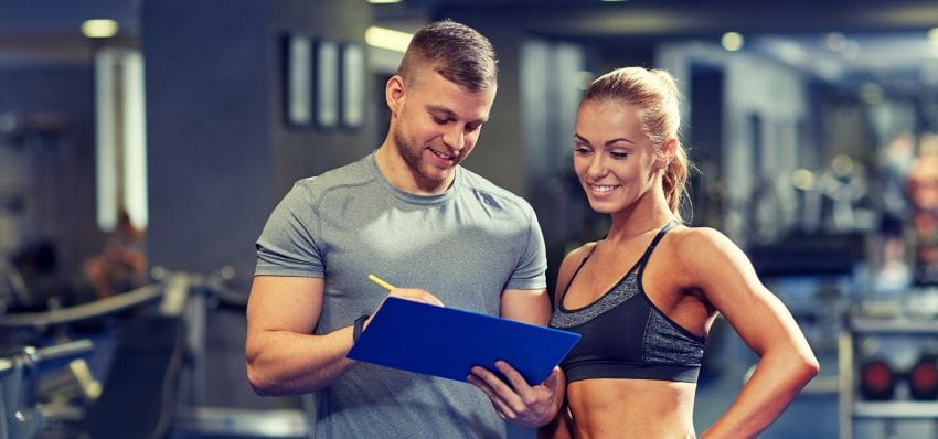 personal trainer 850x398