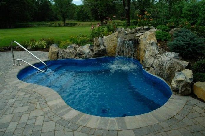 small swimming pool 1