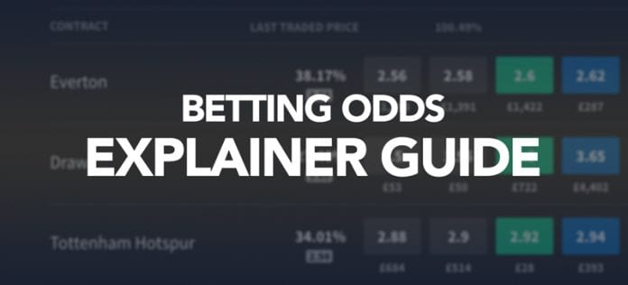Betting odds explained 11/4 of 3/7 point spread betting explained photos